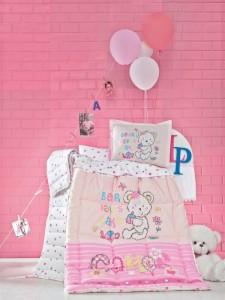 Set posteljina za bebe Cakes
