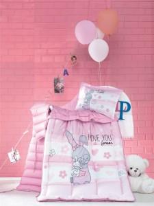 Set posteljina za bebe Dormeur