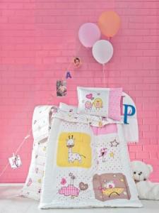Set posteljina za bebe Mezze